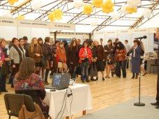 Международный книжный форум, В Алуште представили «Живую книгу»