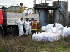 Пестициды, Под Судаком из земли достали бочки с ядохимикатами