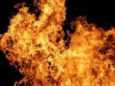 Пожар, В Симферополе на пожаре спасли пенсионерку