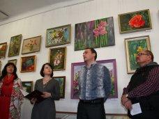 Выставка, В Симферополе открылась биеннале самодеятельных художников
