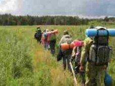Происшествие, В крымских горах заблудилась группа туристов