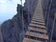 Прокуратура проверит законность подвесного моста на Ай-Петри