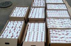 конфискат, В Крыму задержали партию контрафактных сигарет