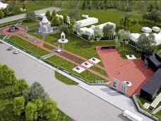 Мемориал жертвы фашизма, Разрешение на строительство мемориального комплекса под Симферополем планируют получить в феврале