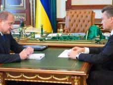 социально-экономическое развитие, Президент обсудил с главой Совмина вопросы развития Крыма