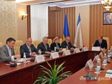 Нардеп, Глава Совмина встретился с нардепами от Крыма