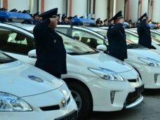 Автомобили, Автомобиль, Севастопольская милиция получила 15 служебных автомобилей