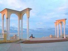 Туристы, В здравницах Евпатории отдыхает 7 тыс. человек