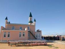 Мечеть, В Черноморском районе появилась новая мечеть