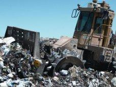 Свалка, Возле аэропорта Симферополя уберут свалки мусора