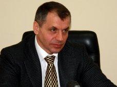 Константинов, Президент Украины поздравил крымского спикера с днем рождения