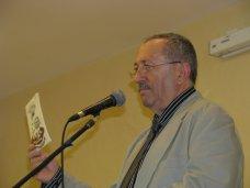 Книги, В Симферополе состоялась презентация книг крымского писателя
