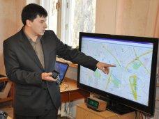Крымтроллейбус, В Симферополе тестируют систему диспетчеризации троллейбусов