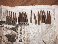 Оружие, Крымчанин хранил дома патроны и химическое вещество