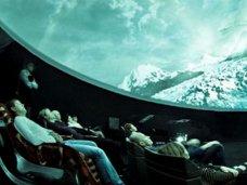 Школа, Для школьников Ялты будут проводить уроки в сферическом кинотеатре