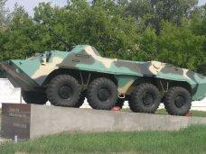 Афганцы, В двух крымских поселках установят бронетранспортеры