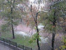 Погода, На неделе в Крыму ожидается снег