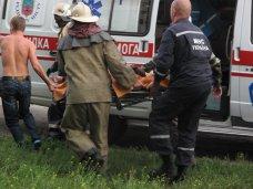 Происшествие, В Ялте ребенок упал в реку