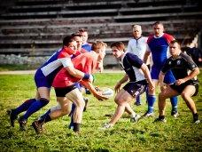 Соревнования, В Севастополе разыграли кубок по регби