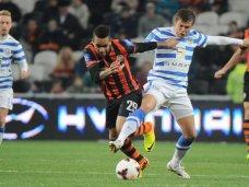Футбол, «Севастополь» проигрывает с хоккейным счетом