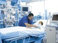 Медицинское оборудование, Крымская детская больница получила аппарат искусственной вентиляции легких