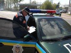 ДТП, В Симферополе задержали водителя-наркомана