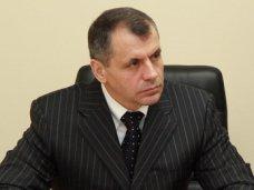 Евроинтеграция, Приостановка евроинтеграции отвечает желанию большинства крымчан, – Константинов