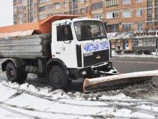 Подготовка к зиме, подготовка, Коммунальные службы Симферополя готовы к зиме