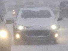 Крымских автомобилистов призвали подготовиться к ухудшению погодных условий