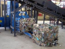 Чистый город, На территории мусоросортировочного завода в Симферополе отходы будут находиться не более суток