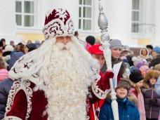 Санта Клаус отдыхает – на арене Дед Мороз, В Евпатории выберут лучшего Деда Мороза