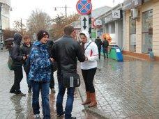 ВИЧ/СПИД, В Симферополе проводится экспресс-тест на ВИЧ