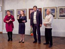 Выставка, В Севастополе открылась выставка крымского художника