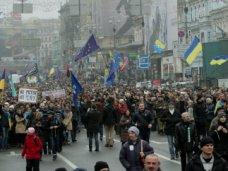 политическая ситуация в Украине, Спикер Крыма увидел в протестах в Киеве попытку переворота