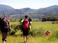 Происшествие, В горах близ Алушты заблудились две туристки