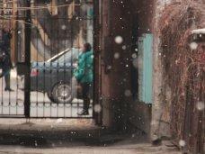 Погода, В Симферополе выпал первый снег