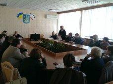 политическая ситуация в Украине, Депутаты Алушты поддержали позицию государственной власти