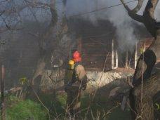 Пожар, На пожаре в Севастополе погиб пенсионер