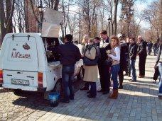 авто-кофейня, В Симферополе провели рейд по ликвидации авто-кофеен