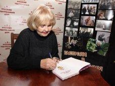 Книги которые нас воспитали, Ада Роговцева приняла участие в акции «Книги, которые нас воспитали»