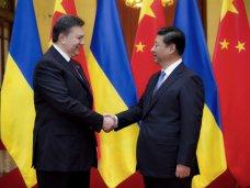 политическая ситуация в Украине, Крымский постпред Президента объяснил причины визита Януковича в Китай