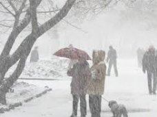 Погода, На выходных в Крыму обещают снег