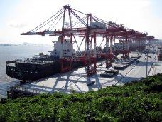 Китайский порт, Китайцы намерены построить в Крыму крупный порт
