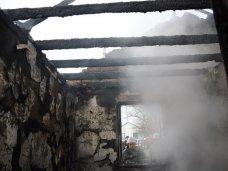 Пожар, В Красноперекопском районе двое погибли на пожаре