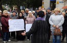 политическая ситуация в Украине, Жители Ялты и Алупки на митингах поддержали политику Президента