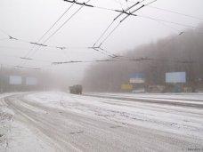 Дорожное движение, Из-за непогоды для грузовиков закрыли Ангарский перевал