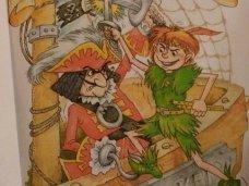 Книги которые нас воспитали, Украинский писатель подарил крымским детям книгу про Питера Пена