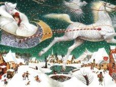 Выставка, В Феодосии презентуют выставку открыток «Волшебство зимы»
