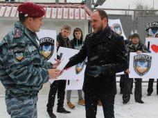 политическая ситуация в Украине, Симферопольцы встали на защиту «Беркута»