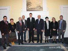рабочий визит, Крымская делегация посетила Ирландию